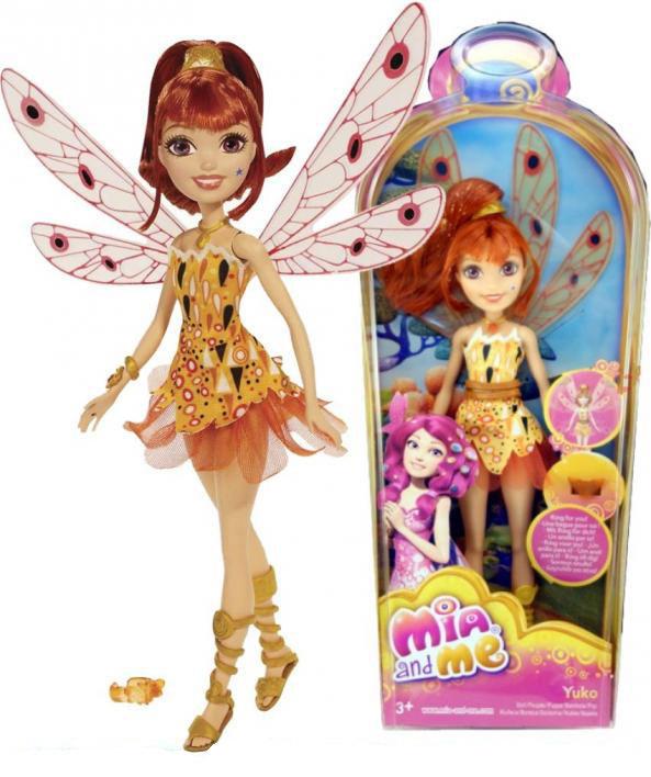Concours  bibliothequerose  50 poupées Mia ou Yuko de Mattel jusqu'au 26