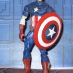 MARVEL UNIVERSE : CAPTAIN AMERICA VERSION ULTIMATE