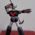 UFO Grendizer : review du Full Action Figure Collection 12