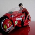 AKIRA : Kaneda's Bike / La moto de Kaneda par Bandai