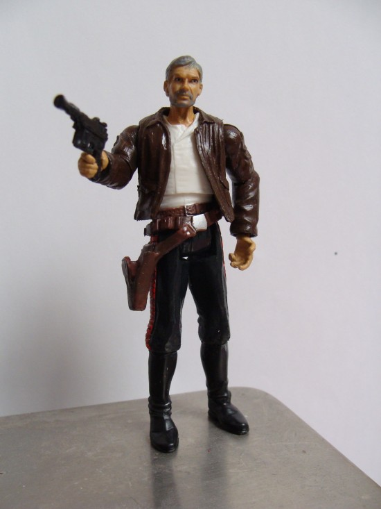 Han Solo Legacy of the Force custom