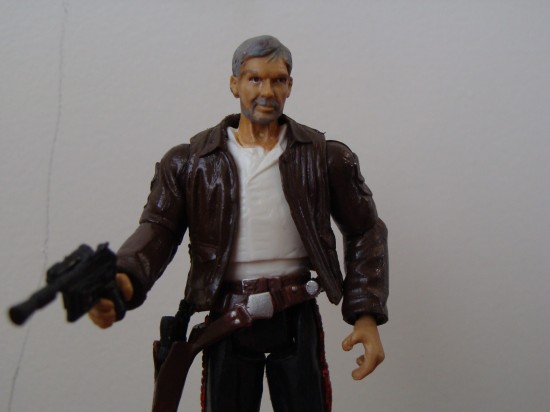 Legacy of the Force Han Solo