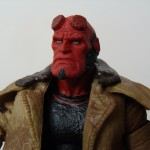Hellboy par Mezco