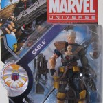 Marvel Universe : CABLE