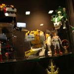2011 SDCC Soirée d'inauguration : Voltron et des robots