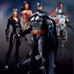 DC Universe Online : nouvelle gamme de figurine !