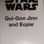 Star Wars : Qui-Gon & Eopie