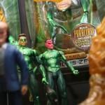 SDCC2011 jour 2 : DC UNIVERSE les figurines Mattel