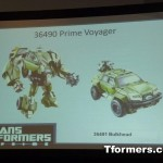 SDCC 2011 : TRANSFORMERS le panel Hasbro