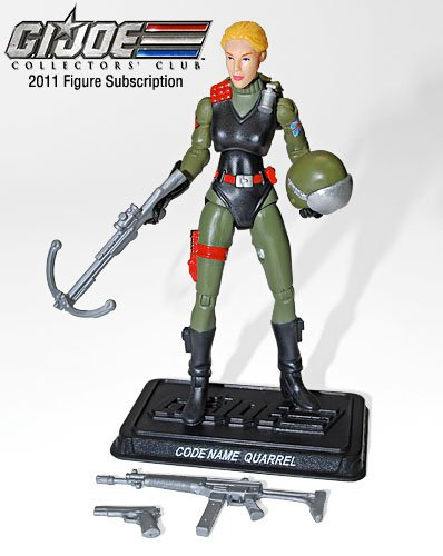 G.I.Joe Collector Club QUARREL