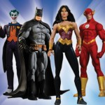 JUSTICE LEAGUE: HEROES & FOES SERIES 1