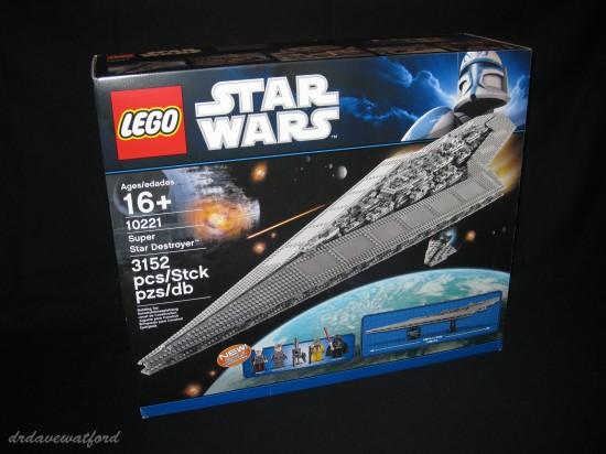Super Star Destroyer Executor en LEGO