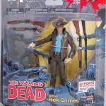 The Walking Dead les visuels des blisters