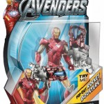 Le futur blister des figurines The Avengers The Movie