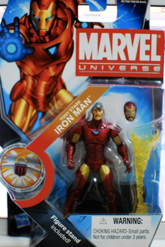 Marvel Universe Wave 16 hasbro