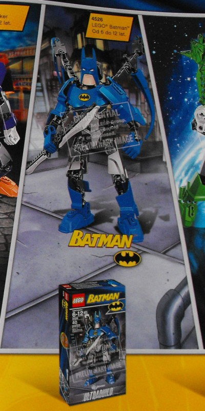 Batman LEGO SUPER HEROS