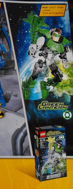 Green Lantern  LEGO SUPER HEROS