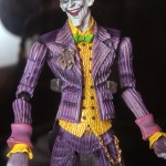 Les figurines BATMAN Arkham Asylum version Play Arts Kai SQUARE ENIX