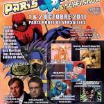 Concours - Gagnez une place pour le Paris Manga & Sci-Fi Show