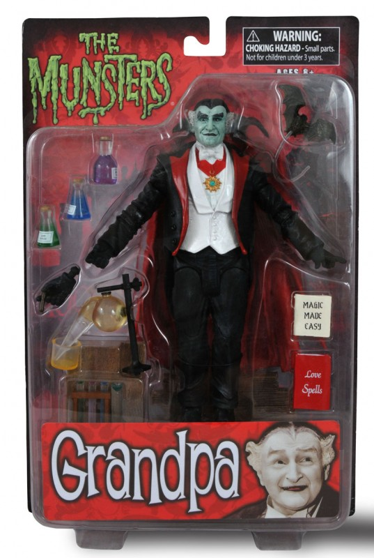 The Munsters grandpa