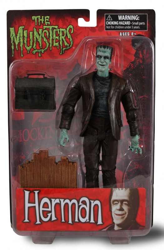 The Munsters herman