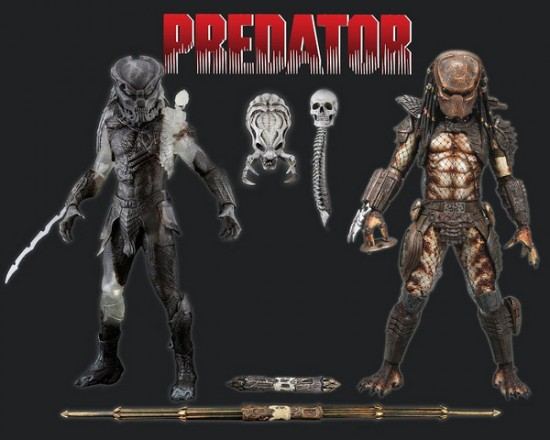 Berserker Predator et  City Hunter Predator