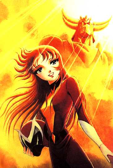 Shingo Araki saint seiya paris manga Ulysse 31goldorak