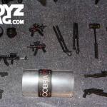 cobra shock trooper équipement copie