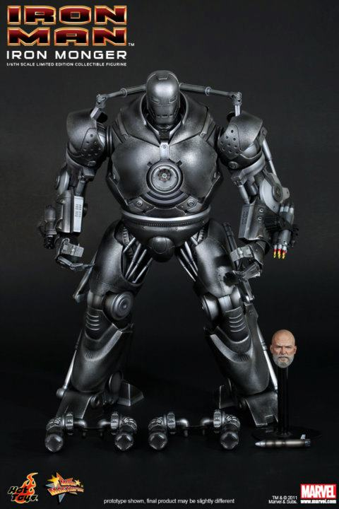 hot toys iron manger Iron Man