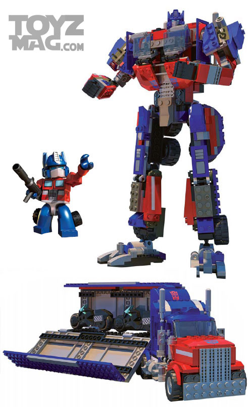 Jouets Transformers ― Robot Heroes, Bot Shots, Hero Mashers, Kre-O, ConstructBots, Q-Transformers & BotBots - Page 2 Ker-o-transformers