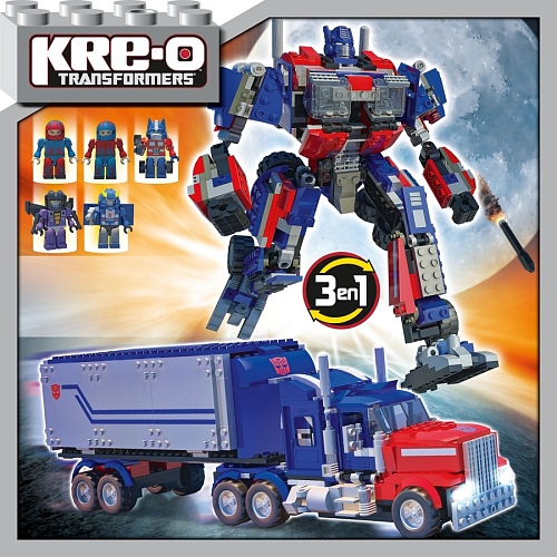 Jouets Transformers ― Robot Heroes, Bot Shots, Hero Mashers, Kre-O, ConstructBots, Q-Transformers & BotBots - Page 2 Kre-o-41