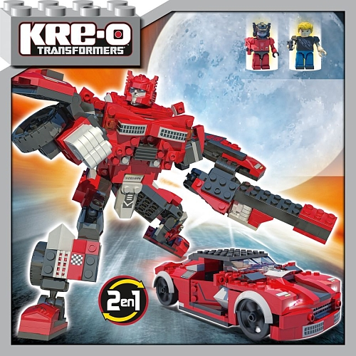 Jouets Transformers ― Robot Heroes, Bot Shots, Hero Mashers, Kre-O, ConstructBots, Q-Transformers & BotBots - Page 2 Kre-o-5