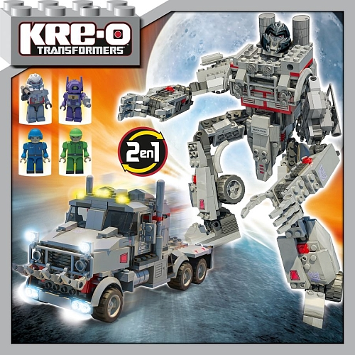 Jouets Transformers ― Robot Heroes, Bot Shots, Hero Mashers, Kre-O, ConstructBots, Q-Transformers & BotBots - Page 2 Kre-o