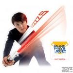 Prend ton sabre Laser jeune Padawan !