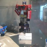 La Trilogie Transformers – Photo de l'expo Toys