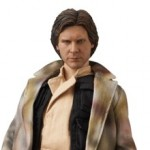 Medicom lance un Han Solo (presque ?) parfait en 12″