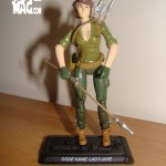 GI Joe 25th Anniversary Lady Jaye (V2, DVD pack)