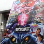 NYCC 2011 : Le retour de M.A.S.K par Hasbro ?