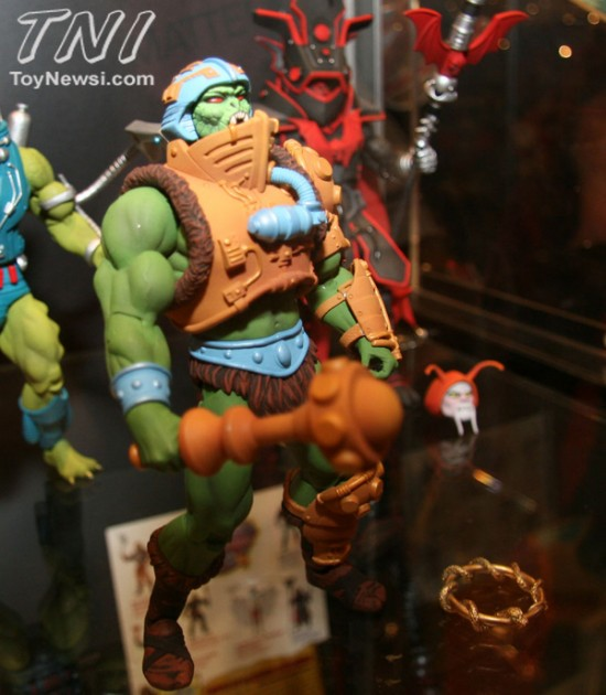 MOTUC SNAKE MAN AT ARMS