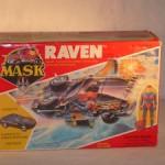 M.A.S.K review vidéo de RAVEN