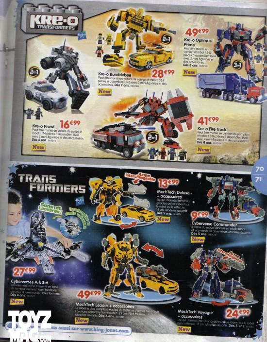 Catalogue jouet : King jouet et son catalogue jouets de noël ...