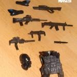 G.I. Joe Pursuit of Cobra : Beach Head (City Strike)