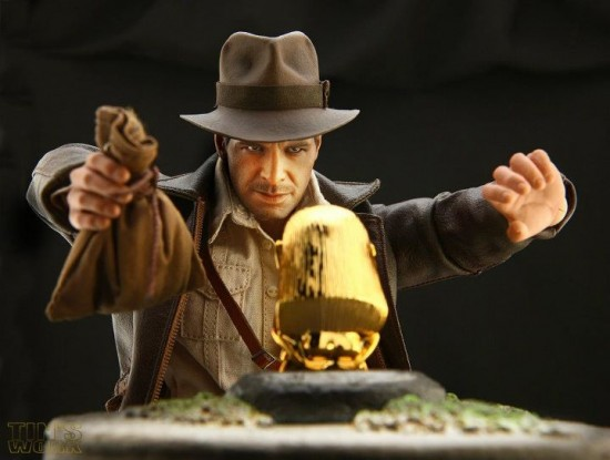 indian jones hot toys