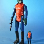 Star Wars Jumbo : Walrus Man en 12″
