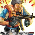 GI Joe FSS Topside le art work