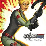 Card art : Quarrel, exclu club GI Joe