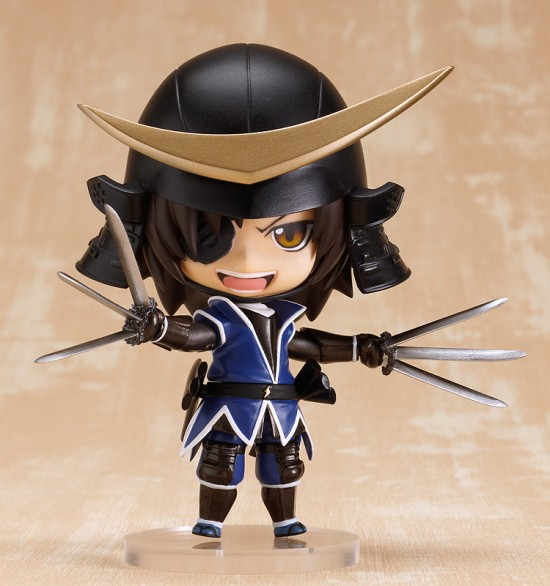 Nendoroid Masamune Date good smile compagny