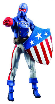 Patriot Marvel Universe la wave 6
