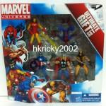 Un set exclusif des Vengeurs pour la gamme Marvel Universe
