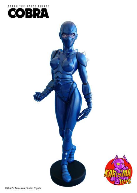 lady cobra space pirate Amanoide Karisma Toys